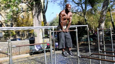 Hannibal For King Part Workout Routine pt3 - YouTube