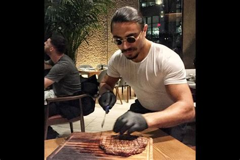 Dining at Salt Bae's controversial new steakhouse - Livemint