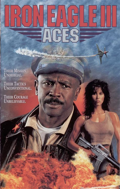 Aces: Iron Eagle III - Movie Reviews and Movie Ratings