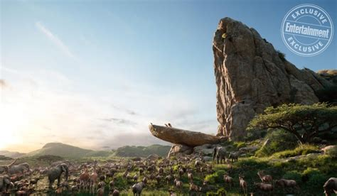 New The Lion King Images Reveal Disney's Remake | Collider