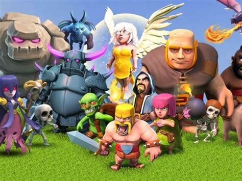 Which Clash of Clans Character are You?   PlayBuzz