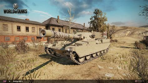WoT: PS4 & X - patch 3