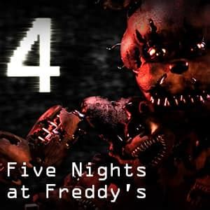 Jocul Five Nights at Freddy's 4 - FunnyGames