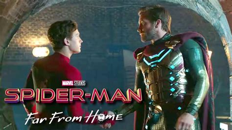 Spider-Man: Far From Home (Trailer 2)   MIX 100