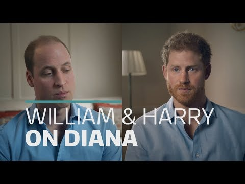 Prince William told Diana he 'didn't want to be king' and