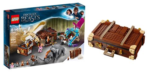 LEGO unveils two new Harry Potter kits from 'Philosopher's
