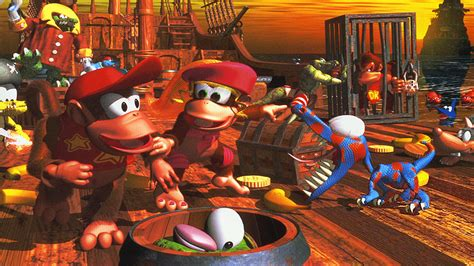 Donkey Kong Country 2: Diddy's Kong Quest Details