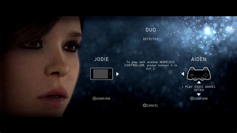 GamesCom 2013: You Can Play Beyond: Two Souls with a