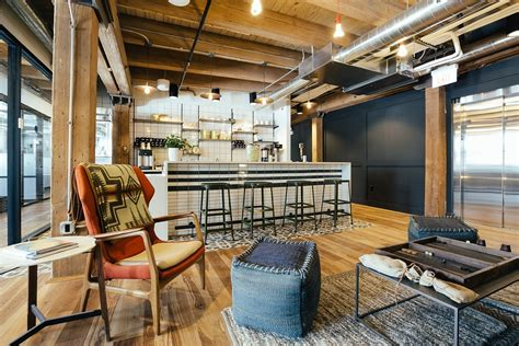 Check Out Photos of WeWork - Fulton Market - Officelovin'