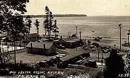 Birch Bay Post Office opens on February 24, 1881