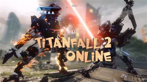Titanfall 2 : Titan Ronin in review and online gameplay