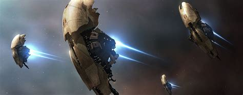 Eve Online Crucible update adds new ships, graphical
