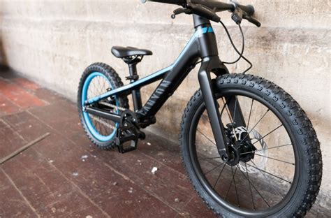 First Look: Canyon's Offspring AL 16 is the bike your