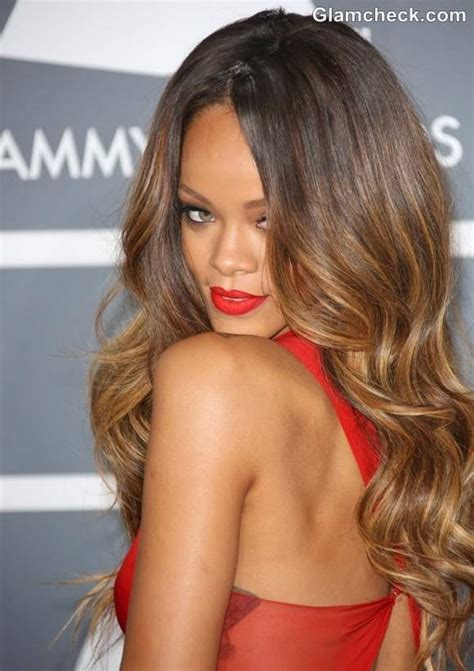 Celeb Hairstyles at the 55th Annual Grammy Awards
