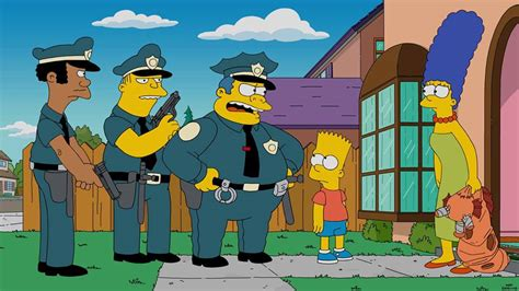 Simpsons season 27 finale live online: Marge goes to