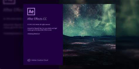 Adobe After Effects CC 2019 Full Version Crack | Download