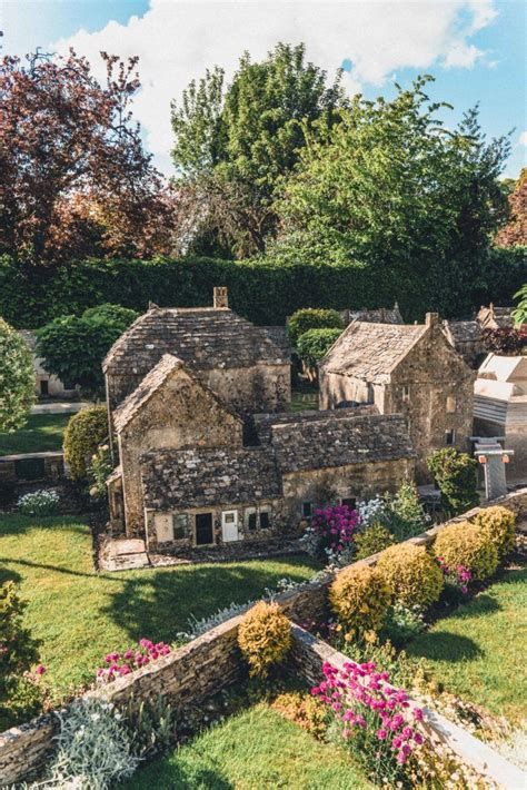 How to Visit the Miniature Bourton on the Water Model