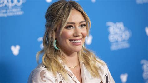 Hilary Duff Announces She's Achieved Her Post-Baby Body