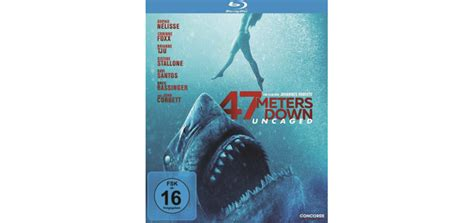 Blu-ray-Test: 47 Meters Down – Uncaged – audiovision