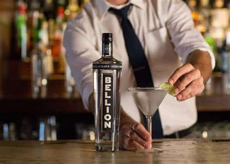 A new vodka that can be kinder to your liver?