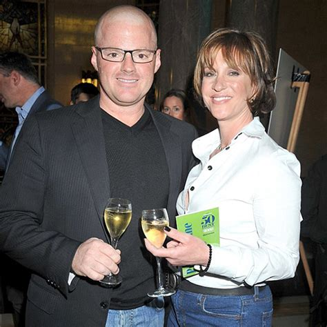 Heston Blumenthal In Dilemma Regarding Married Life With